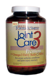 joint care nutrition labels for dietary supplements, vitamins and herbal products