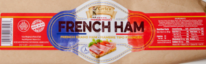 french ham digital label
